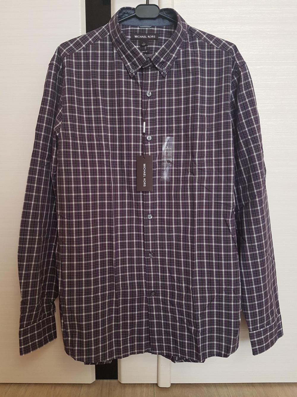 Рубашка Michael Kors, размер L-XL