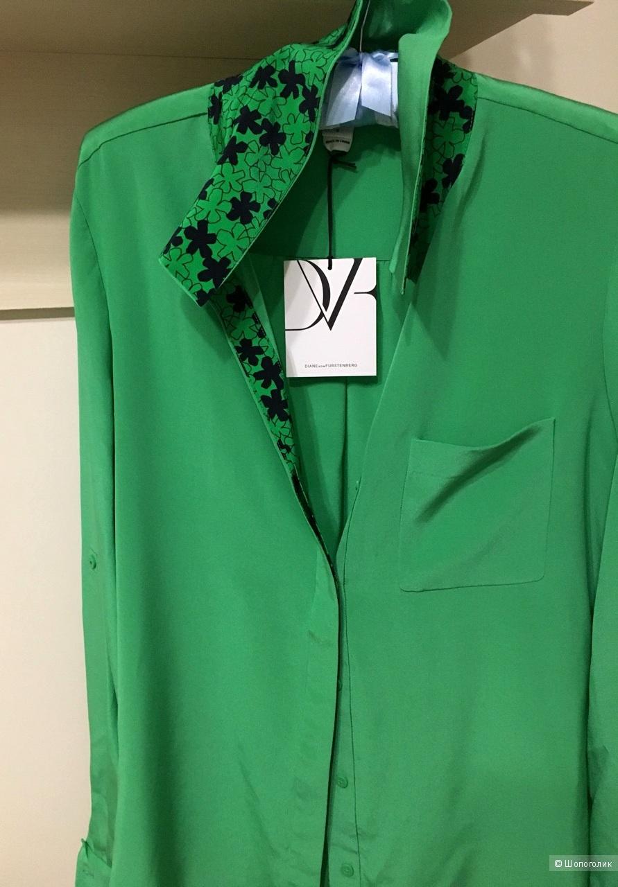 Блузка Diane von Furstenberg, 6US (44 рус.)