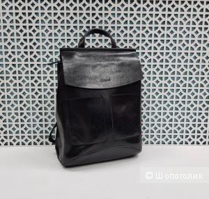 Сумка-рюкзак CHLOE, нат.кожа 27*33