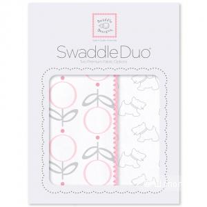 Детские пеленки от swaddle design