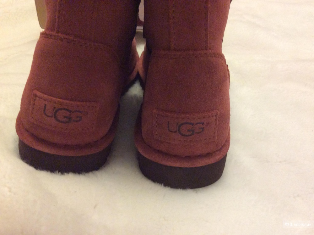 Ботинки UGG, демисезон, рос. размер 38-39.