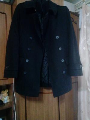 Пальто. Zara Man. Р-р 46.