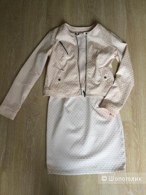 Платье и жакет EDC, р-р 44-46