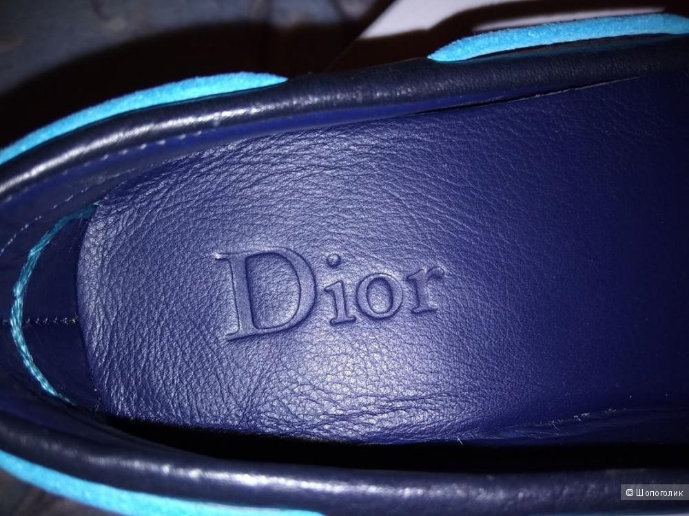 Мокасины Dior, 35 размер