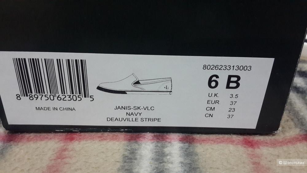 Слипоны Ralph Lauren, размер 6B