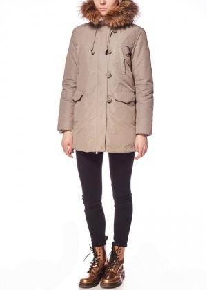 Женская куртка пуховик Bomboogie на 46-48 размер