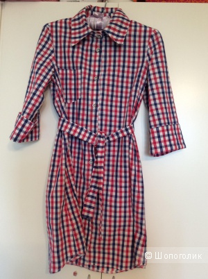 Платье-рубашка Инстаграм размер 44