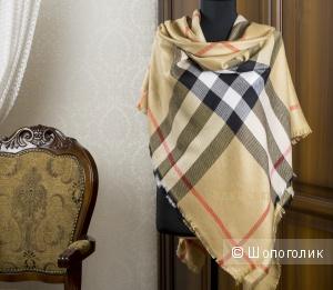 Шаль/платок Burberry, 140*140 см.
