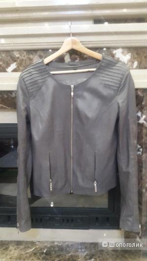 Кожаная куртка No Name размер М