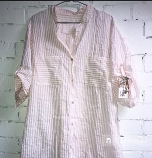 Туника-рубашка STYLE IN italy, onesize