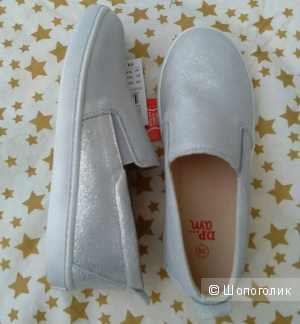 Туфли для девочки Dpam 34 размер