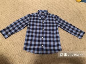 Рубашка Tommy Hilfiger, 86 см