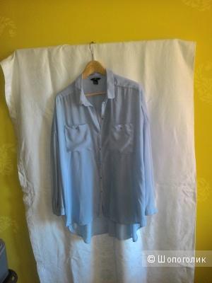 Рубашка H&M размер 38 европейский