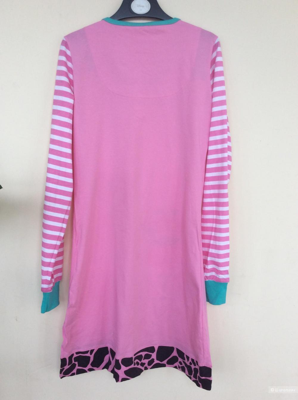 Ночная рубашка и лосины extreme intimo размер 152—158