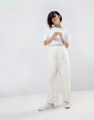Джинсы asos white, размер 34 евро