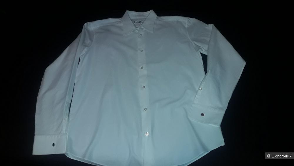 Рубашка мужская Hermes, размер 50