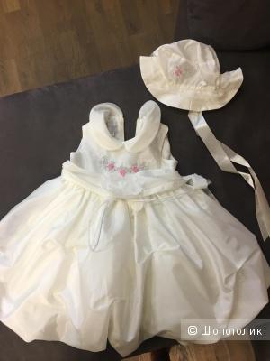 Платье детское, фирма Rossе, рост 74