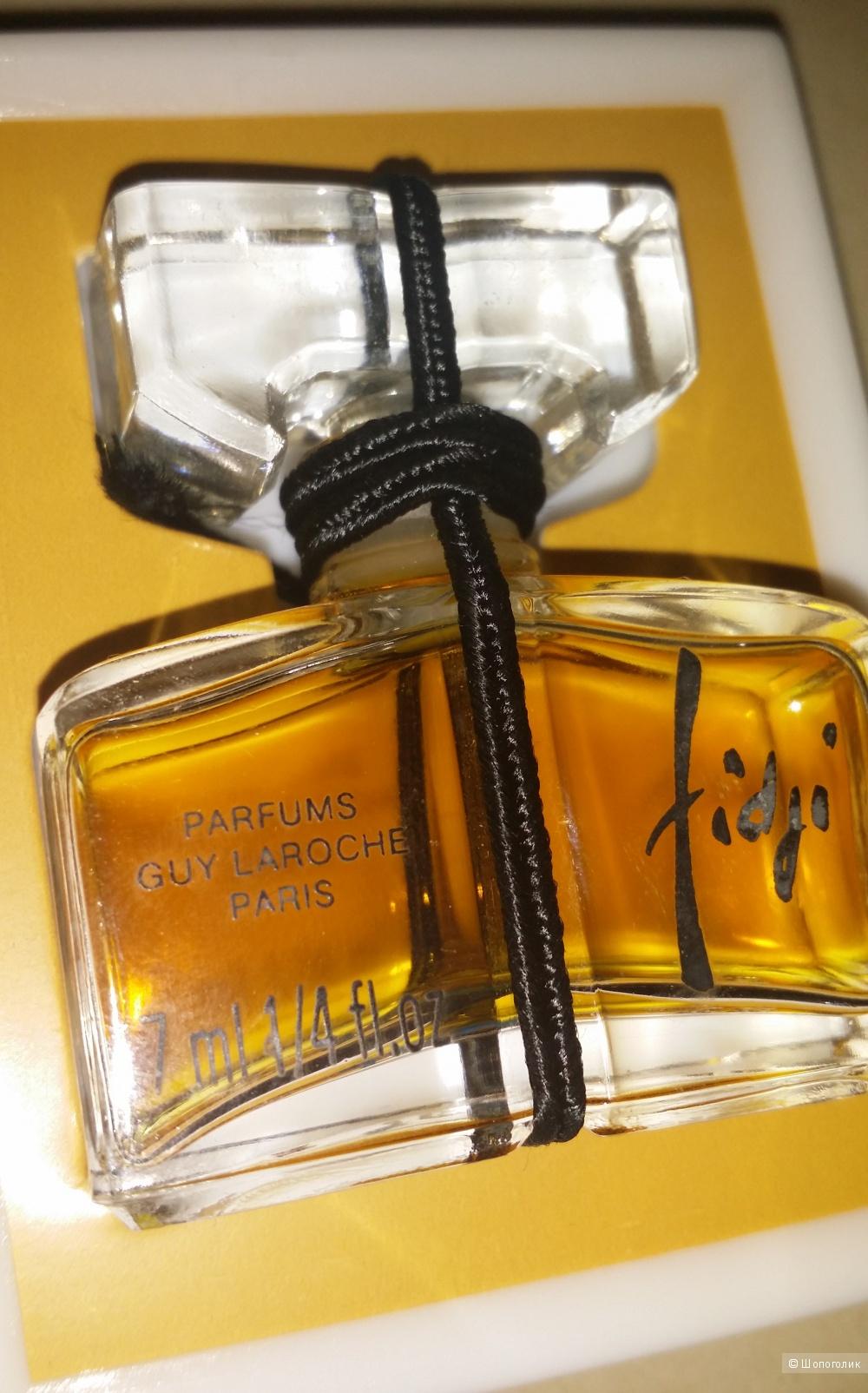 Духи (parfum)  Fidji  от Guy Laroche 7 мл