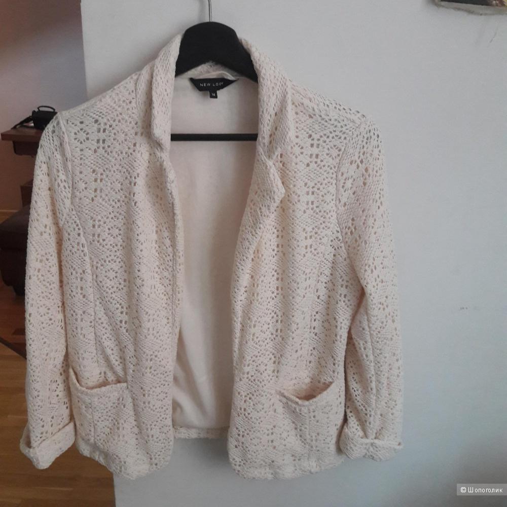 Пиджак кардиган New Look  14 размера