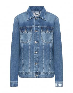 Джинсовая куртка фирма 8, XS-S