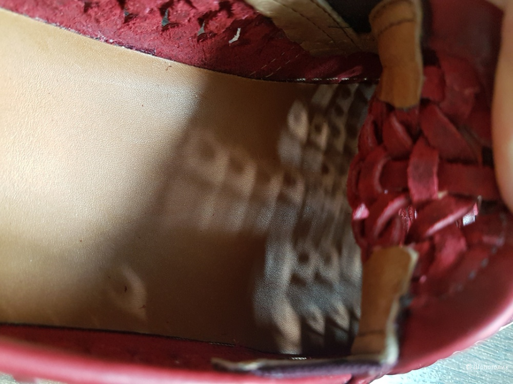 Мужские сникерсы Frye, 9,5 US (42,5 разм)
