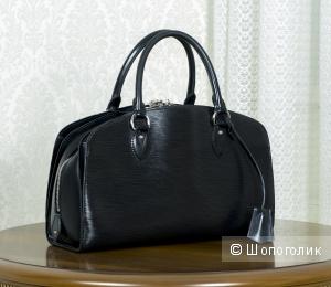 Сумка-тоут женская - Louis Vuitton Pont-Neuf PM, medium.