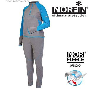 Термобелье Norfin nord women размер L