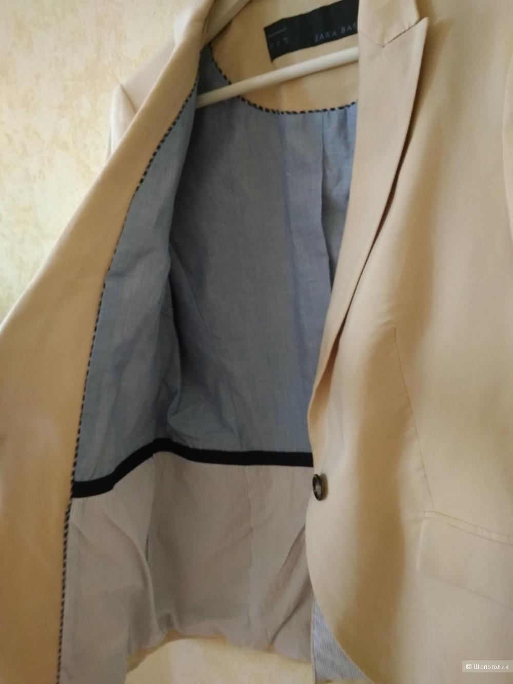 Пиджак Zara Basic 48-50