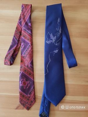Сет из двух галстуков Jukka Rintala и THAILAND