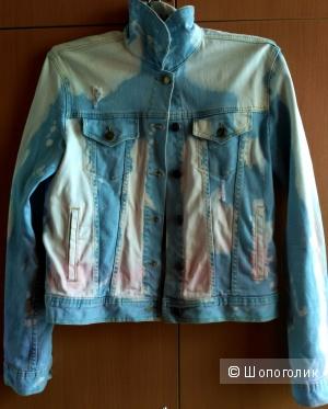 Джинсовая куртка Asos UK14 / EU42 / L