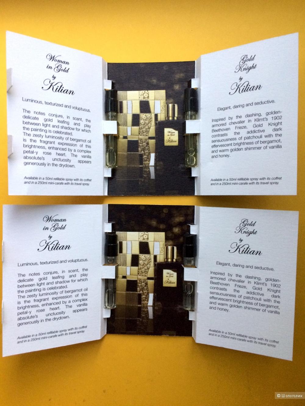 Сет селективных ароматов Kilian 1х7,5 мл./4х1,5 мл.