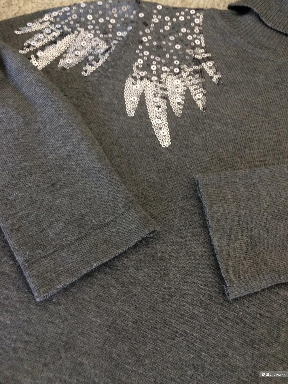 Сет из двух вещей - Трикотажное платье-туника Voyelles + Брюки Malibu', 40-42-44