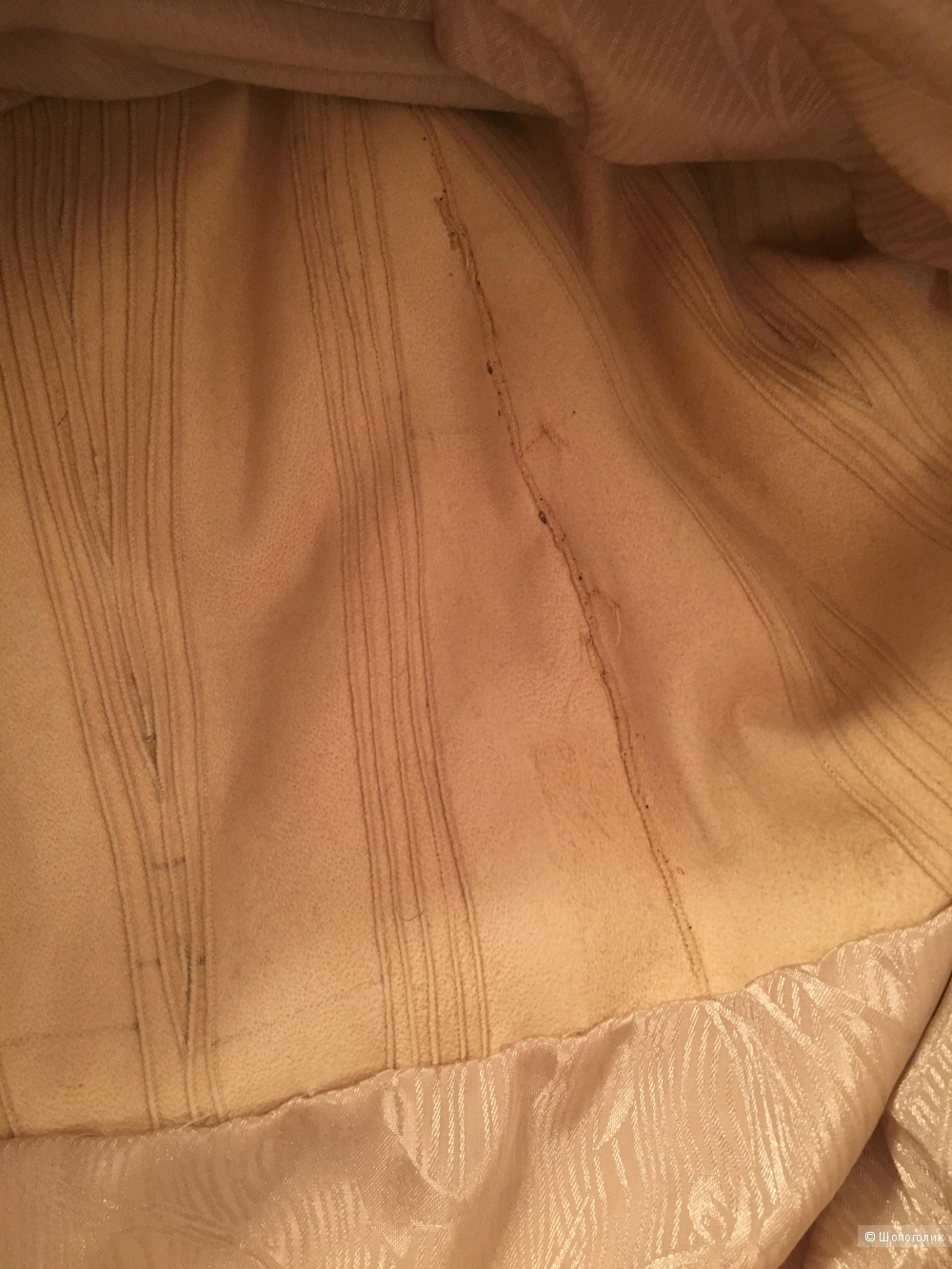 Норковая шуба Stella Rosa 44-46 размер