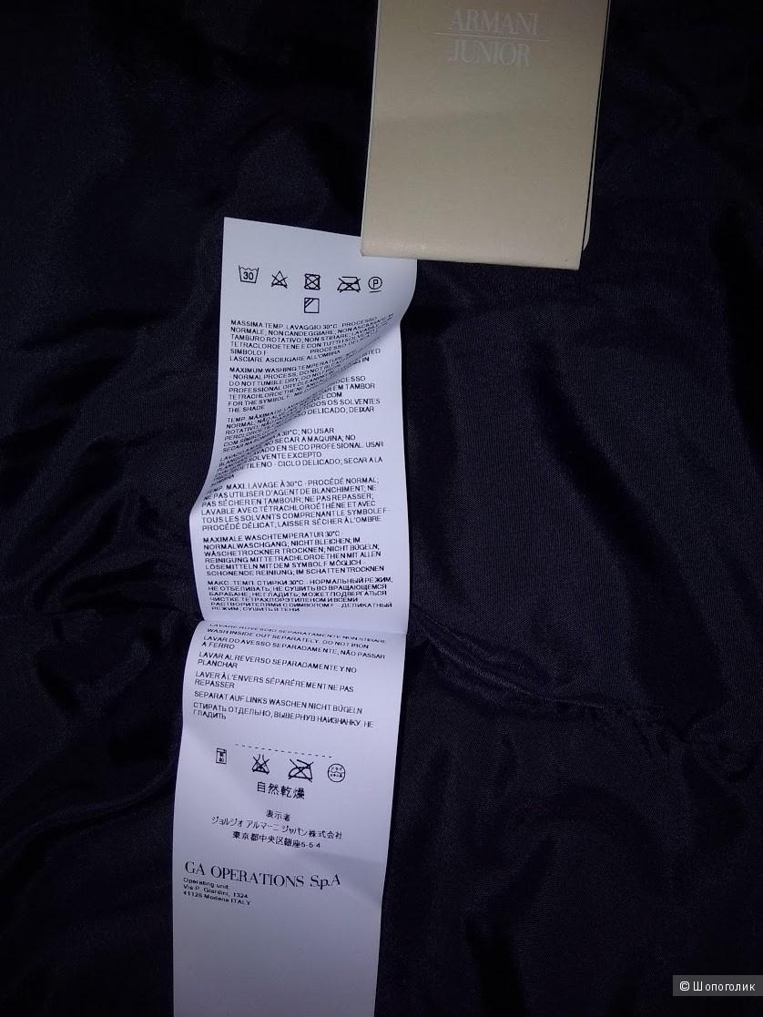 Пальто ARMANI JEANS, размер 42-44