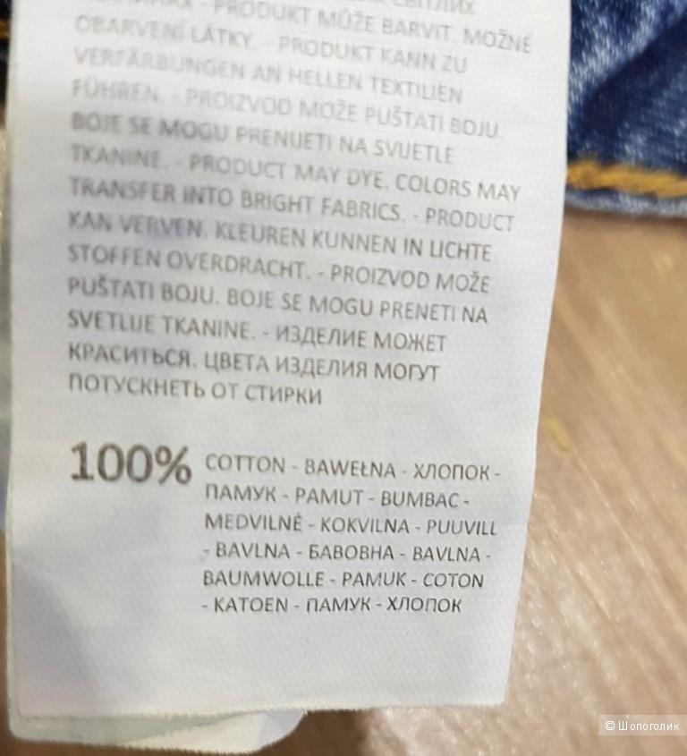 Джинсы SinSay 36 евро-42 русс