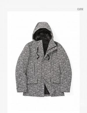 Куртка демисезонная/зимняя esemplare, 50 it, 52ru