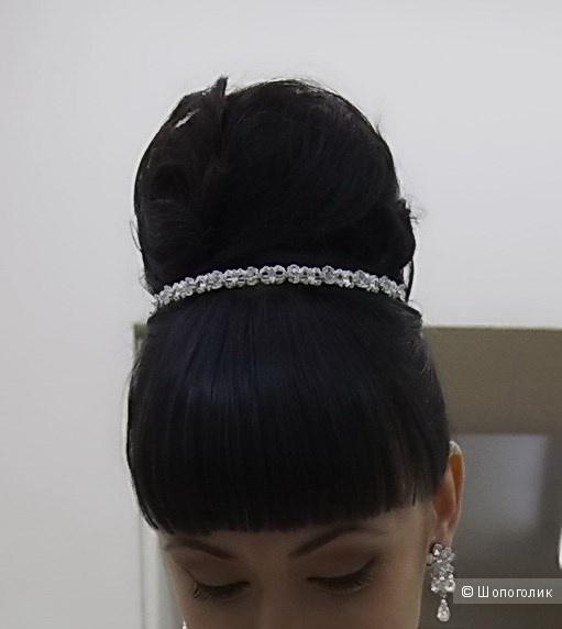 Свадебная диадема Pina