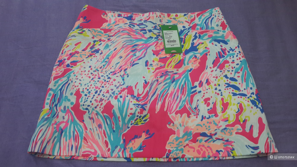 Юбка Lilly Pulitzer, размер 2