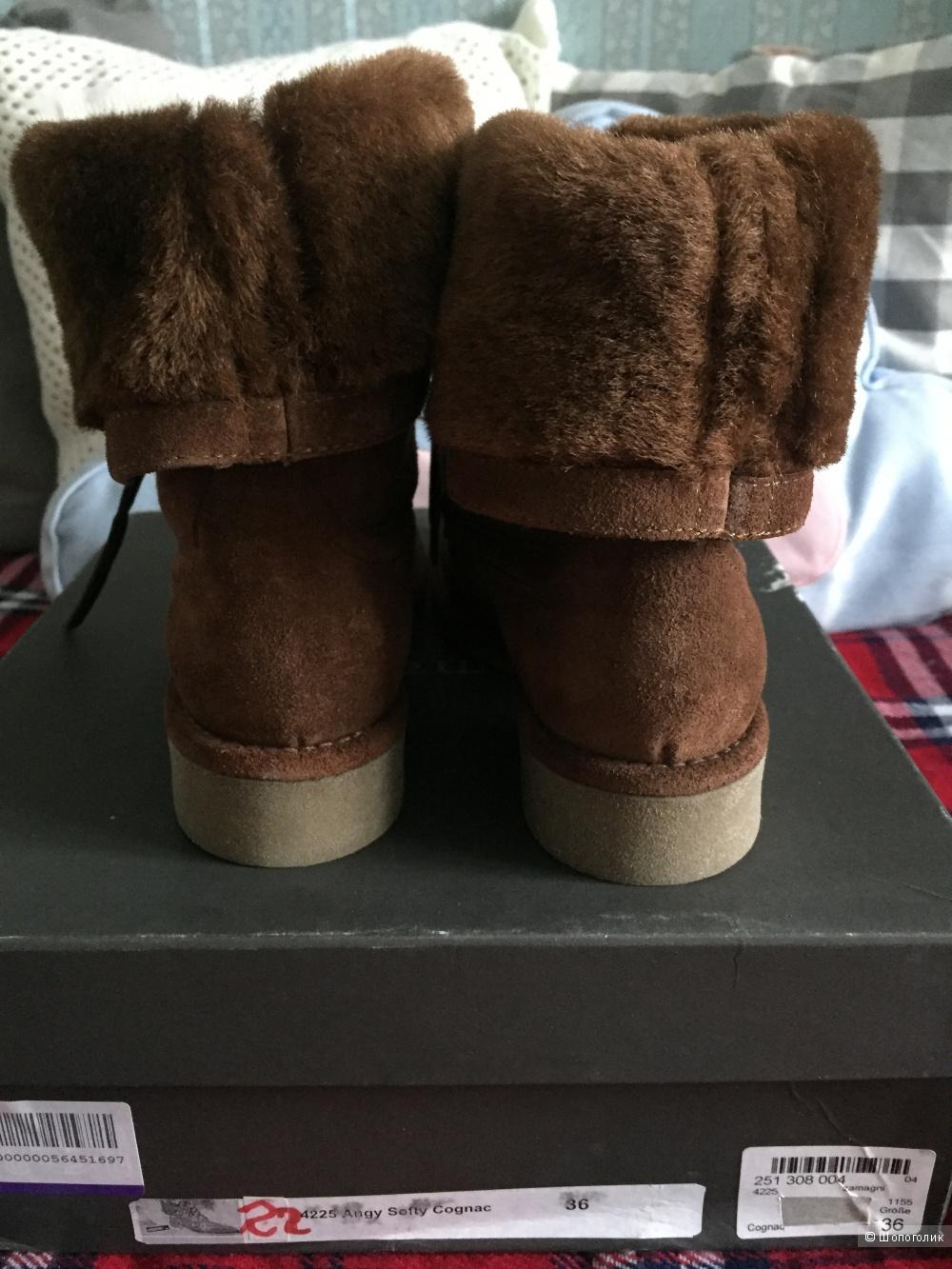 Ботинки ф. ZAMAGNI 36 разм