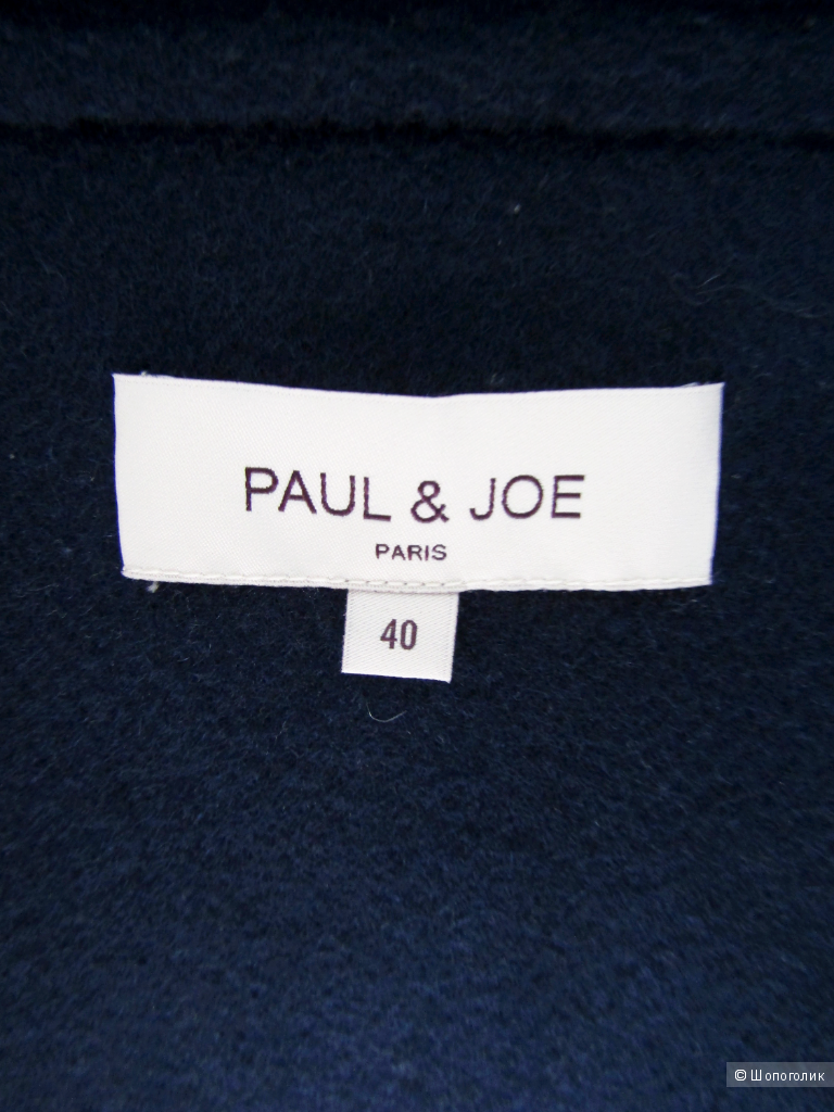 Пальто Paul & Joe размер 46/48