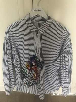 Рубашка Zara, XL