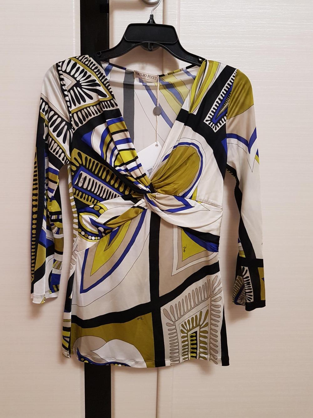 Блузка Emilio Pucci, размер 40 it (42)
