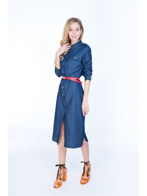 Платье-рубашка Bezko, 48 размер