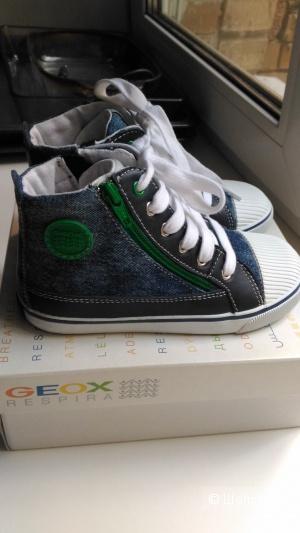 Кеды для мальчика Geox, 27 размер