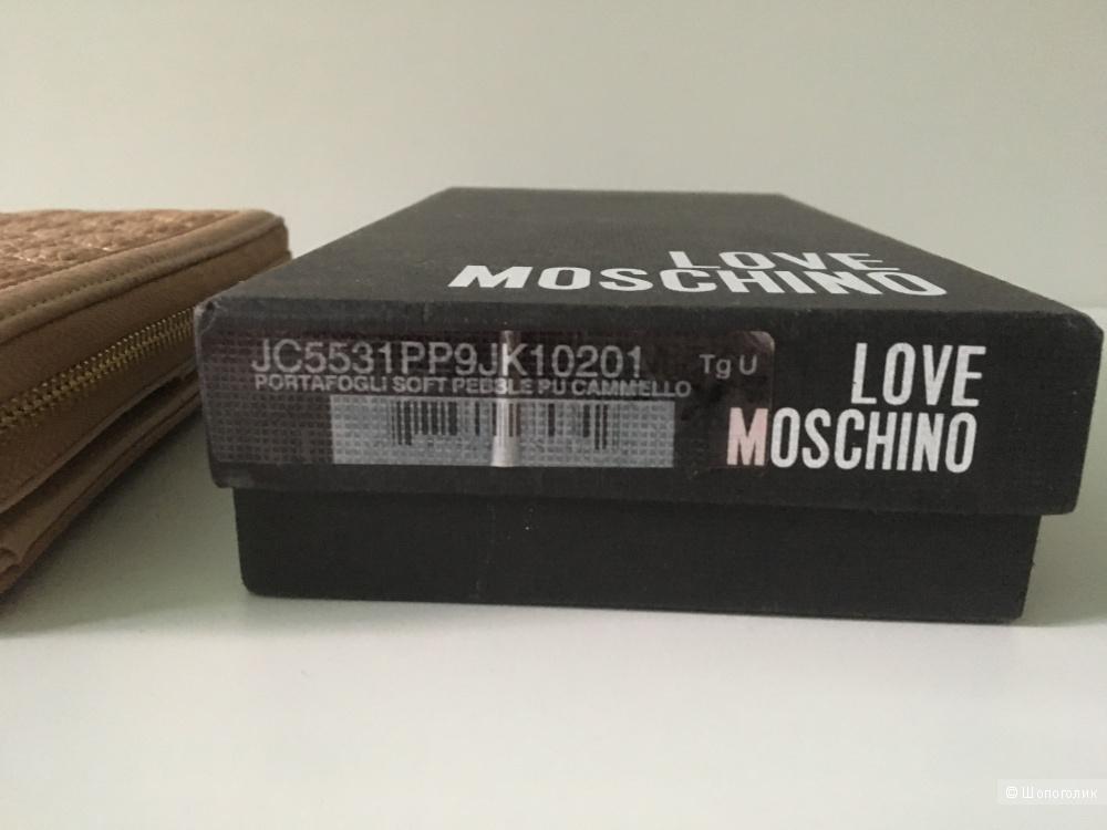 Кошелёк портмоне Love Moschino