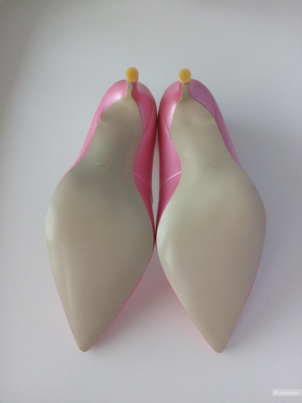 Туфли-лодочки 808London, 38 RUS/5 UK