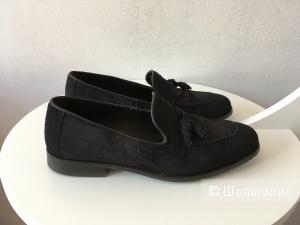 Лоуферы (ботинки) Massimo Dutti 42 размер