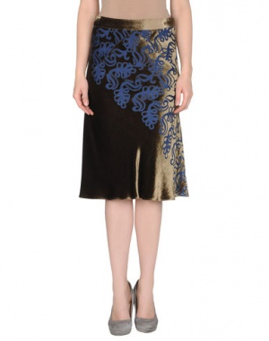 Сет из юбки ETRO 46IT и блузки Burani Collezioni 44it
