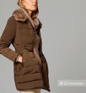 Пуховое пальто Massimo Dutti, р-р М