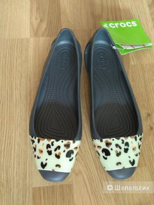 Балетки Crocs, 35-36